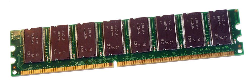 Crucial CT6464Z335.16T2 (512MB DDR PC2700U 333MHz DIMM 184-pin) 16C RAM 335C2 Thumbnail 2